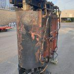 Gießharz-Transformator lose Schraubverbindung